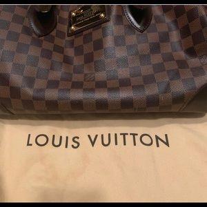 Gently used LV shoulder bag